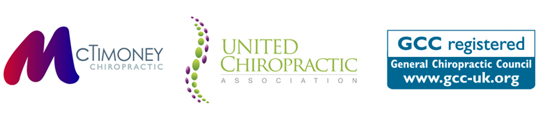 mctimoney chiropractic | united chiropractic association | general chiropractic council
